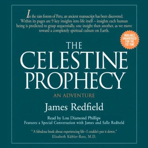 The Celestine Prophecy: An Adventure by Hachette Audio