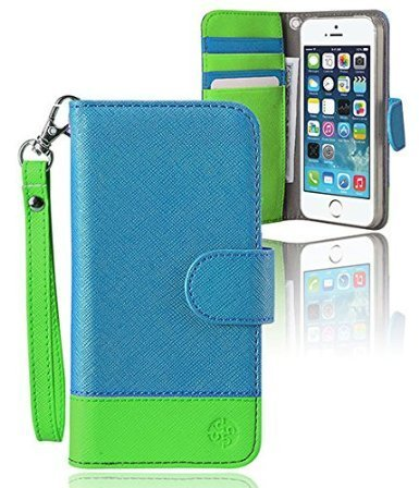 monsoon NAPLES Wallet Case Cover for Apple iPhone 6 Plus 6s Plus (5.5
