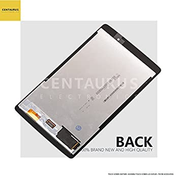 For LG G Pad 3 8.0 V521 V525 V521WG LCD Replacement Display Touch Screen Digitizer Part White USA