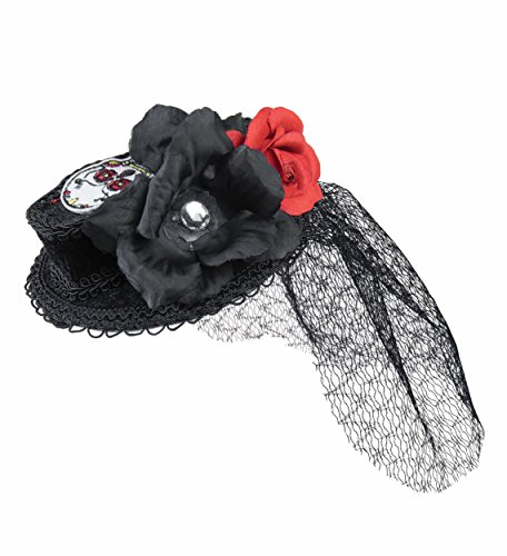 Day of the Dead Mini Coffin (Day Of The Dead Hat)