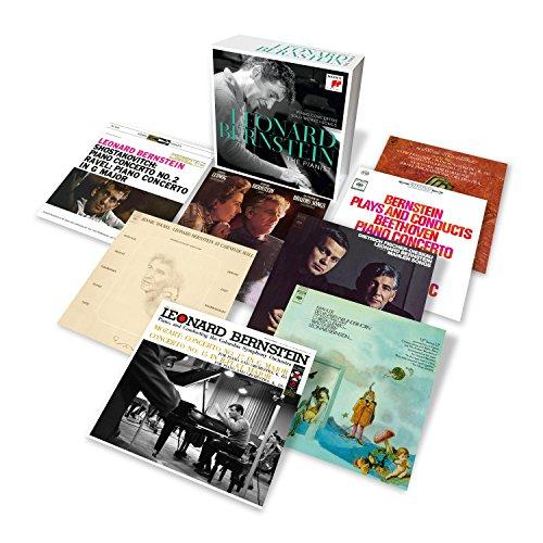 Leonard Bernstein - The PianistLeonard Bernstein