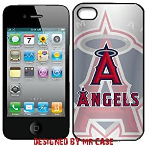 MLB Anaheim Angels Iphone 4 and 4s Case Cover