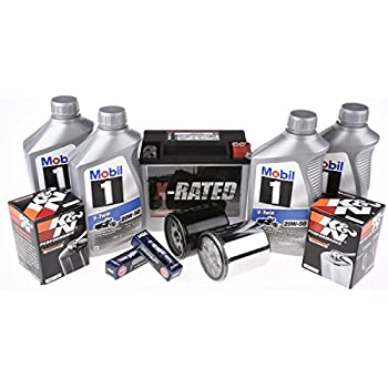 20L-TU2 Harley Davidson Replacement Battery and Tune Up Kit