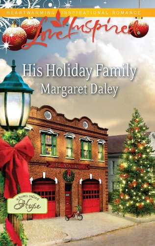 book cover of His Holiday Family
