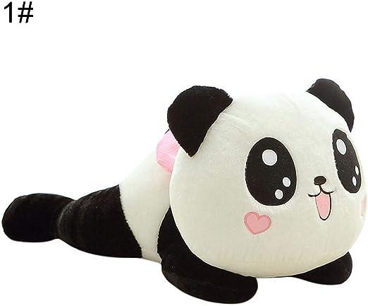 Lovely Panda Plush Toy Soft Stuffed Animal Dolls Baby Kids Toy Xmas Present 35cm
