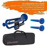 pInstrument pTrumpet Plastic Trumpet - Mouthpieces