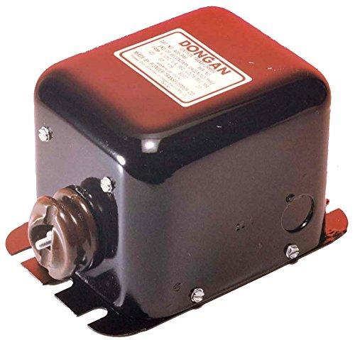 Dongan A06-SA6 Totally Enclosed Ignition Transformer, 120 VAC Primary, 6000 VAC Secondary, 175 VA, 60 Hz, 1 Phase