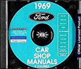 1969 MERCURY & LINCOLN REPAIR SHOP & SERVICE MANUAL CD INCLUDES: Continental, Continental Mark III (for 1968 and 1969), Brougham, Comet, Cougar, XR-7, Cyclone, Cyclone CJ, Marquis, Marauder, Meteor, Montego, MX, MX Brougham, Monterey Custom