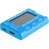 JuYinShop Digital Battery Capacity Tester Cellmeter,Intelligent Cell Meter Digital Battery Checker Battery Balancer…