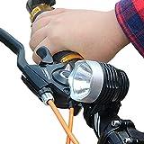Bright Light For Bicycle,Super Bright 3000 Lumen Xml Q5 Interface Led Waterproof Bike Sport Bicycle Light Headlamp Headlight 3Mode