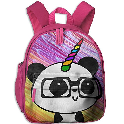 Kid's Pre School Backpack Boy&girl's Unicorn Panda Book ()