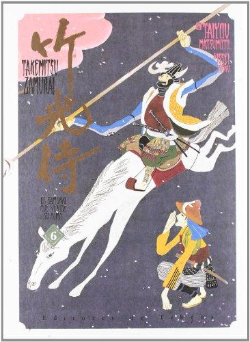 Descargar Libro Takemitsu Zamurái 6: El Samurái Que Vendió Su Alma Taiyou Matsumoto