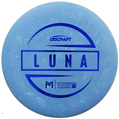 Discraft Limited Edition Paul McBeth Signature Jawbreaker Luna Putter Golf Disc [Colors May Vary] - 173-174g