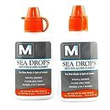McNett Sea Drops Scuba and Snorkeling Mask Defog - 2-Pack