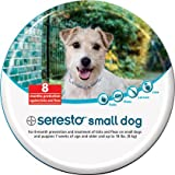 Seresto 8 Month Flea and Tick Collar for Small Dogs, My Pet Supplies