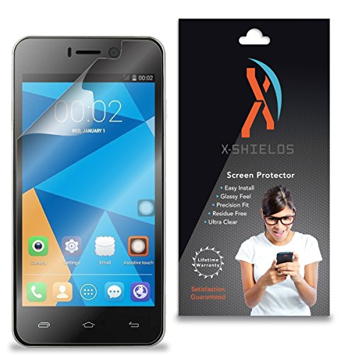 XShields©  Screen Protectors for Doogee Valencia DG800