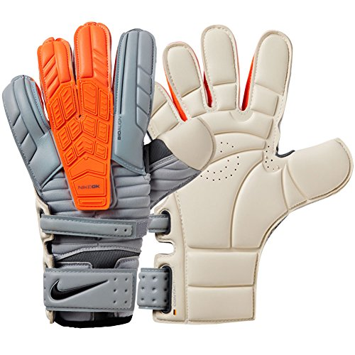 37e0870cc Nike Confidence Soccer Goalkeeper Gloves (Grey, Total Orange) Sz. 8 - Buy  Online in UAE. | Sporting Goods Products in the UAE - See Prices, Reviews  and Free ...