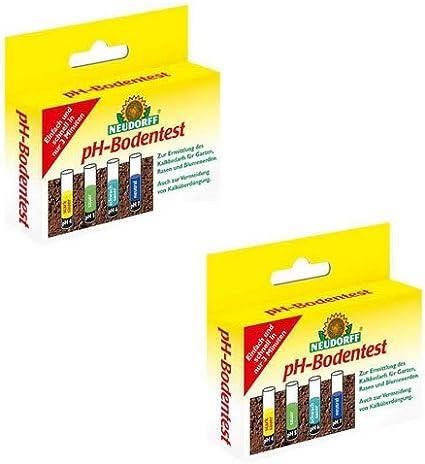 Neudorff pH-Bodentest 16 Anwendungen