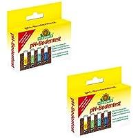 Neudorff Test pH de sol 16applications Avantage Pack (2x 8tests)