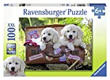 Ravensburger Traveling Pups Puzzle (100-Piece)