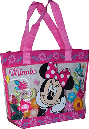 Minnie Mouse Large PVC Tote]()