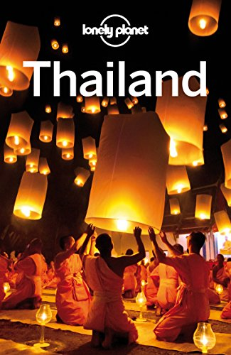 Lonely Planet Thailand (Travel Guide) cover