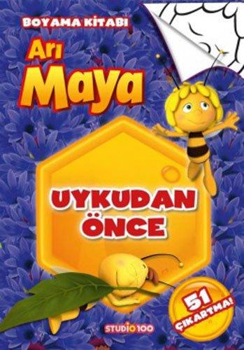 Ari Maya Uykudan Once Boyama Kitabi 9786050934403 Amazoncom