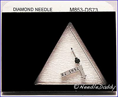 RECORD PLAYER NEEDLE M853-DS73 53D 53S 62D B3 63S for Tetrad T5hs T5hd 78 RPM by TacParts
