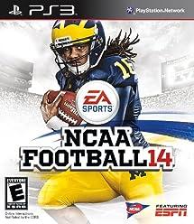 Amazon Com Ncaa Football 14 Playstation 3 Video Games