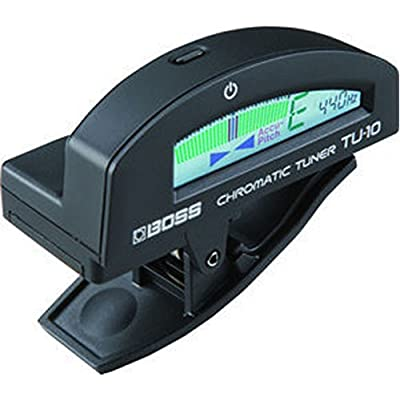 boss-tu-10-bk-clip-on-chromatic-tuner