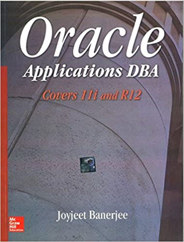 Oracle Applications DBA 1st Edition price comparison at Flipkart, Amazon, Crossword, Uread, Bookadda, Landmark, Homeshop18