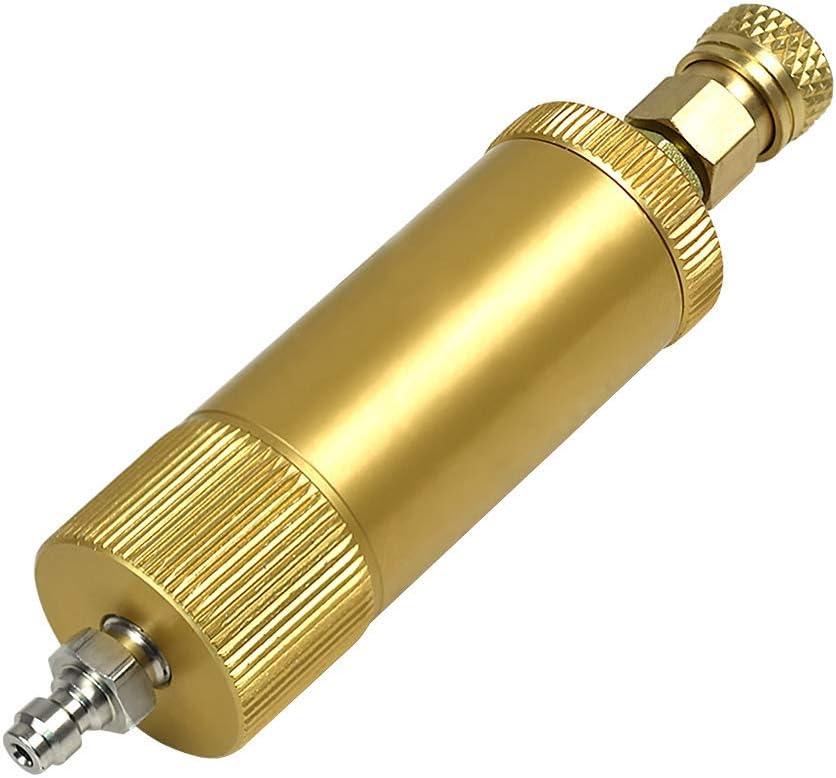 MENGS Filtre s/éparateur Eau//Huile 30Mpa pour compresseurs dair /à Haute Pression Pompe /à air PCP