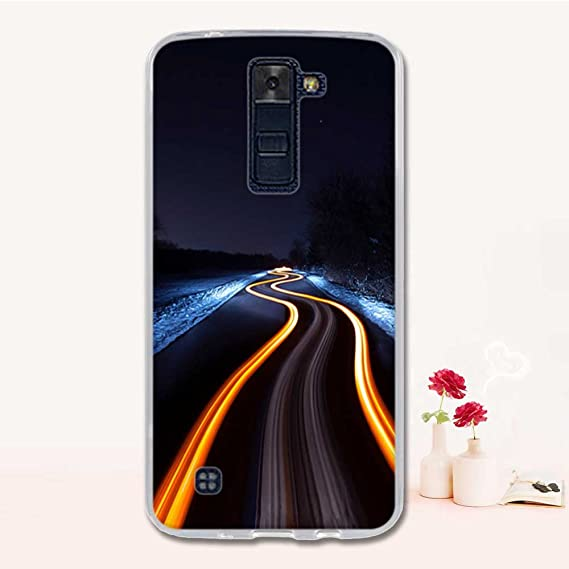 half off b5747 b8b60 Amazon.com: 3D Relief Printing Case For LG K8 5.0