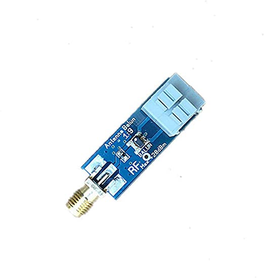 Antena FXCO HF 1: 9 HF, antena Balun Tiny Low Cost 1: 9 Balun ...