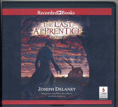 The Last Apprentice... SLITHER by Joseph Delaney Unabridged CD Audiobook