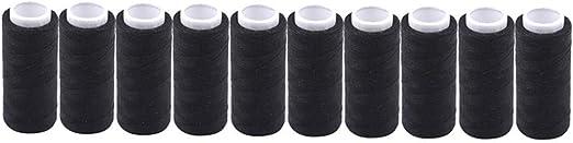Ogquaton - Hilo de poliéster de hilo de costura para mano de ...