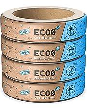 ECO0 Navulcassette voor Angelcare luieremmer (4 stuks)