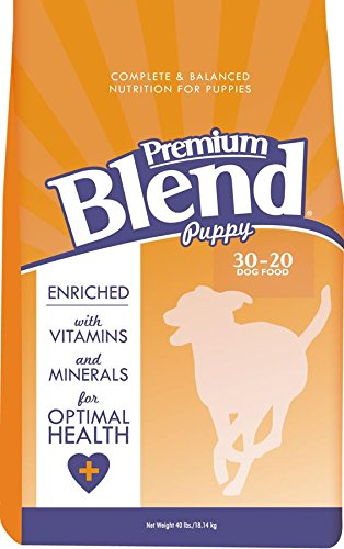 076078 High Fat/Protein Puppy Food Chicken, 40 Lb, 1Piece