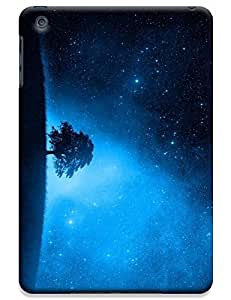 Beautiful Blue Stars Tree design Hot selling cell phone cases for Apple Accessories iPadmini iPad Mini 2