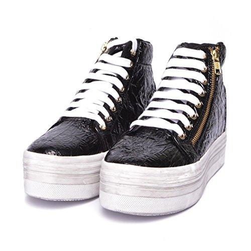 Jc Play scarpe HVEEKZIPPER W - BLACK / GOLD (41)