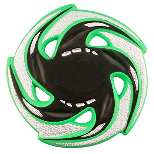 QPKUNG Fly Disc Ultimate Frisbee Disc Soft Lightweight Throwing Disc Outdoor Game Beach Toys for Kids Adults Pets 9