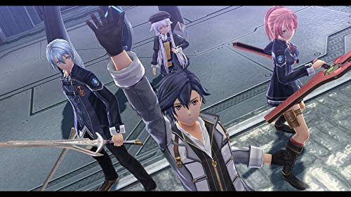 51BjkO0reLL - The Legend of Heroes: Trails of Cold Steel III - PlayStation 4