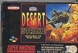 Desert Strike Return to the Gulf Super Nintendo Sn