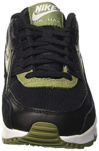 Silver NIKE Green Scarpe Air Black Donna 90 Mtlc Running Palm Max Nero White w4Sx7qw1r