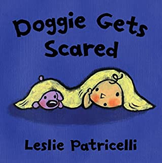 Book Cover: Doggie Gets Scared