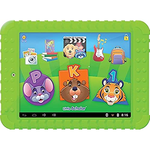 School Zone 08677 Little Scholar Educational Learning Tablet Coupons