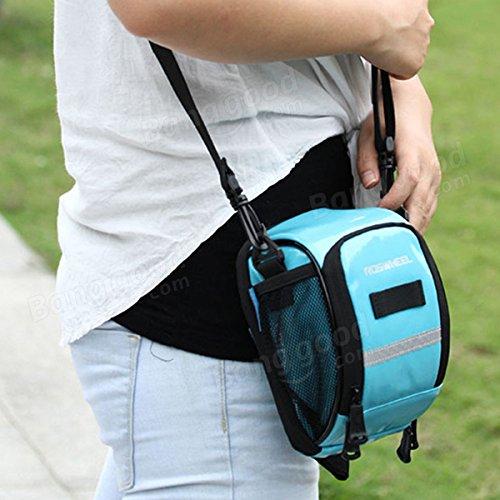 PhilMat ROSWHEEL imperméable bicyclette guidon avant sac de tube poche