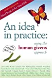 An Idea in Practice: Using the Human Givens Approach
