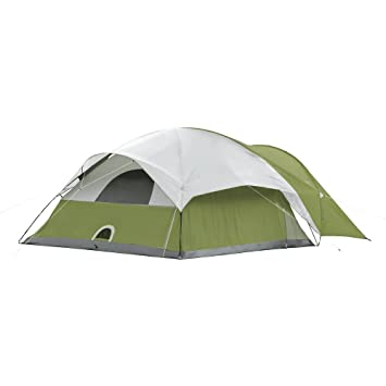 Tent 12x12 Evanston 8 Coleman 2000001587  sc 1 st  Amazon.com & Amazon.com : Tent 12x12 Evanston 8 Coleman 2000001587 : Sports ...