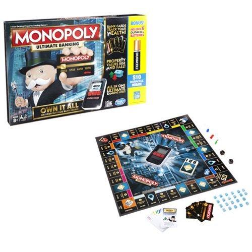 Monopoly Ultimate Banking Hasbro C03340450